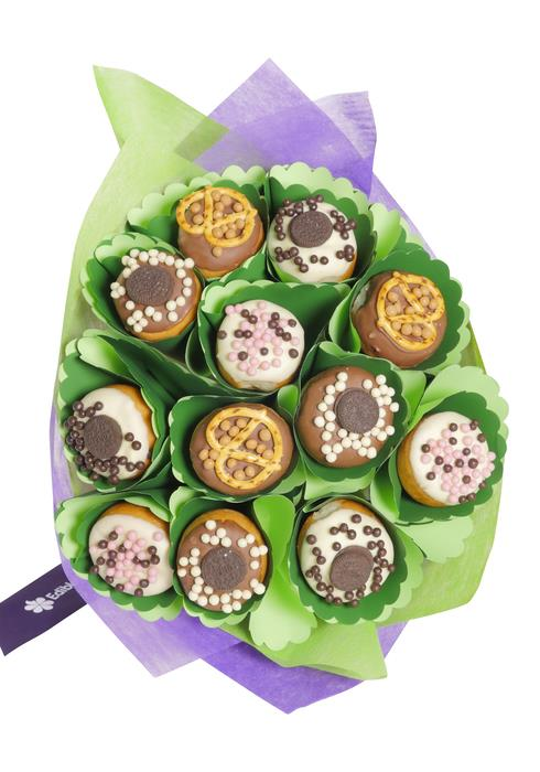 Image of Mothers Day Donut Bouquet