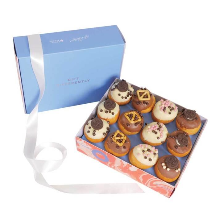 Image of Mothers Day Gourmet Donut Gift Box