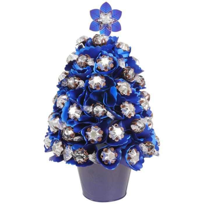 Image of Mothers Day Large Navy Christmas Tree
