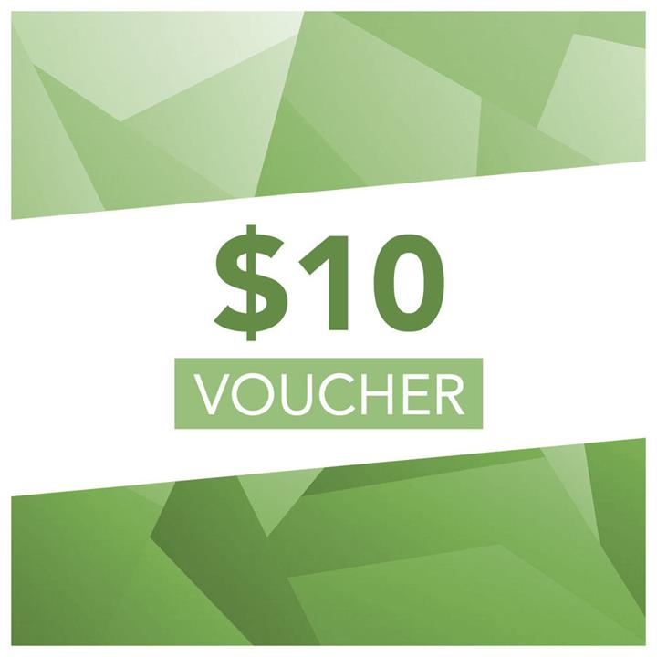 Image of $10 E-Gift Voucher