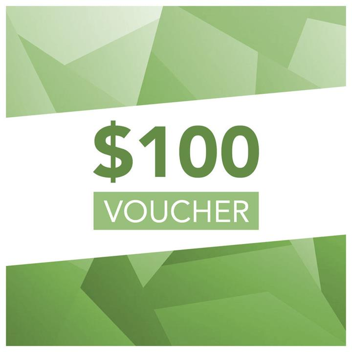 Image of $100 E-Gift Voucher