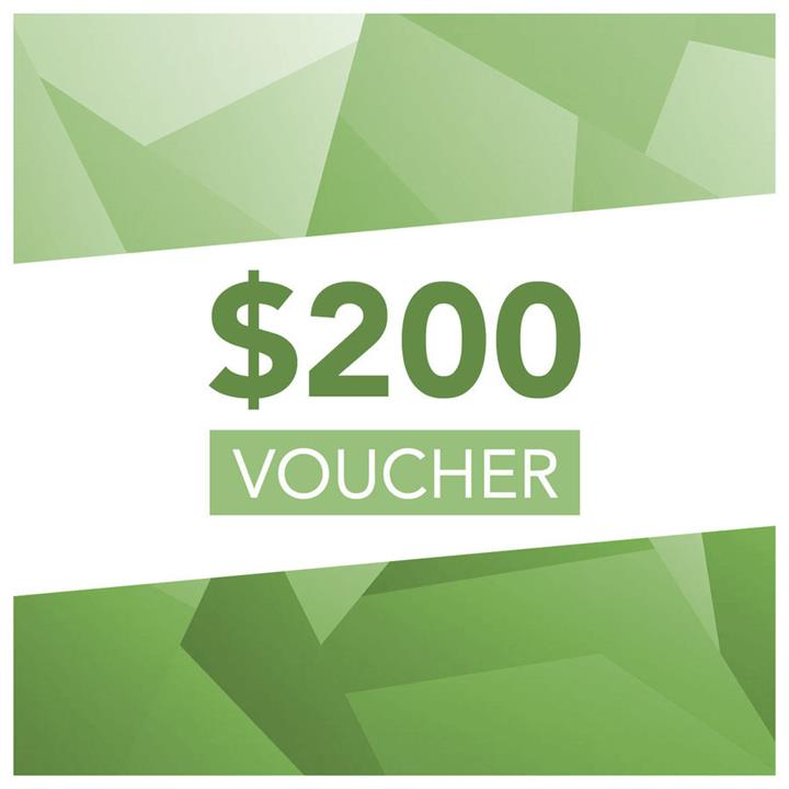 Image of $200 E-Gift Voucher
