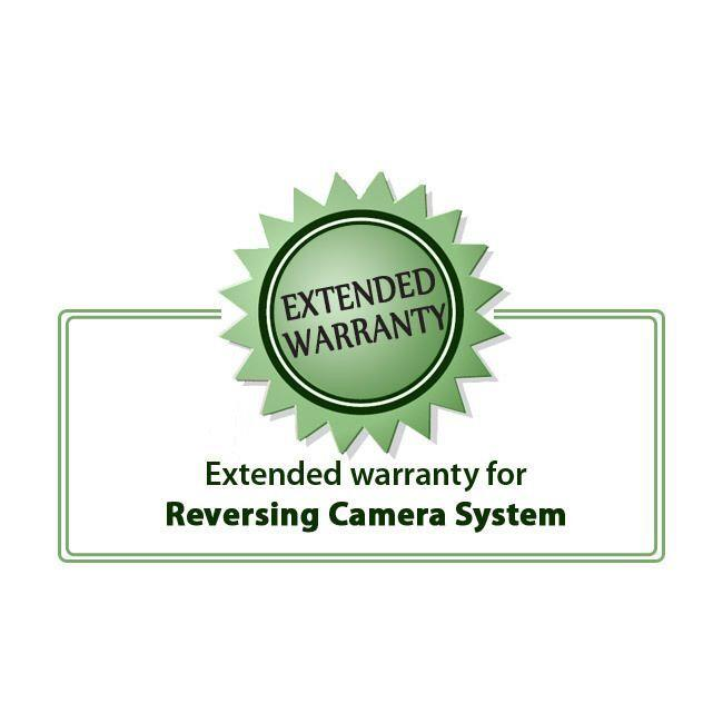 Image of Extended warranty for reversing camera system