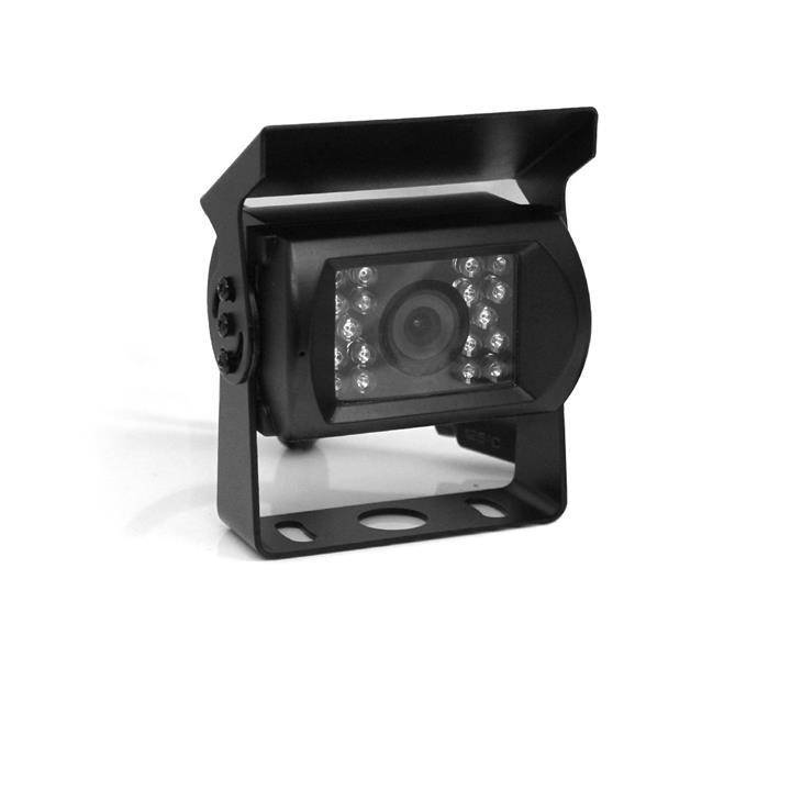 Image of Heavy Duty 60 Degree CCD IR Reverse Reversing Rearview Camera 4 PIN 12V 24V
