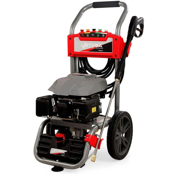 PRE-ORDER Jet-USA Petrol-Powered High Pressure Cleaner Washer CX660