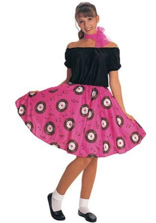 50's Girl Adult Costume