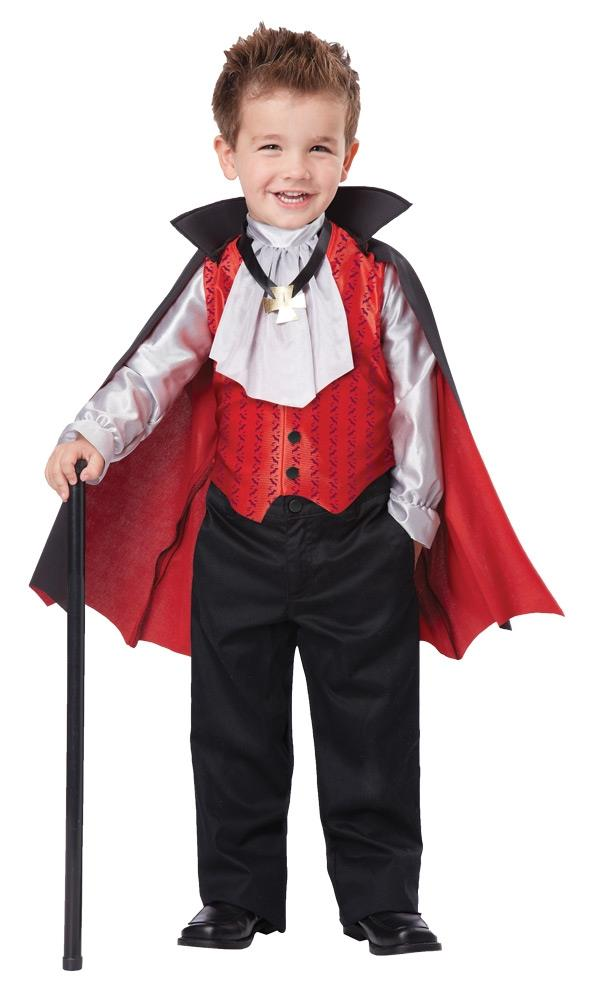 Dapper Vampire Child Costume