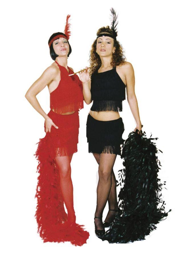 1920s Flapper Dresses, 20s Costumes in Australia Flapper Sexy Red Adult Womens Costume $51.95 AT vintagedancer.com