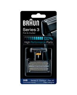 Image of Braun Series 3 31B Foil & Cutter Shaver Replacement Part