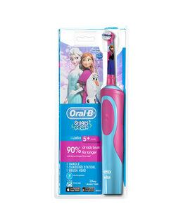Image of Oral-B Kids Vitality Disney Frozen Electric Toothbrush