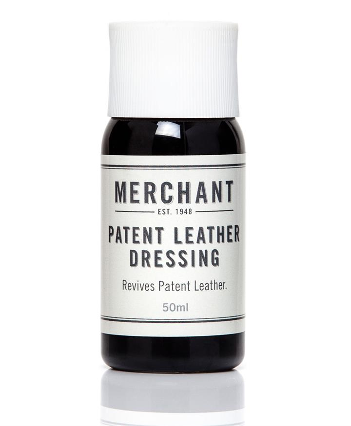 Image of Patent leather dressing