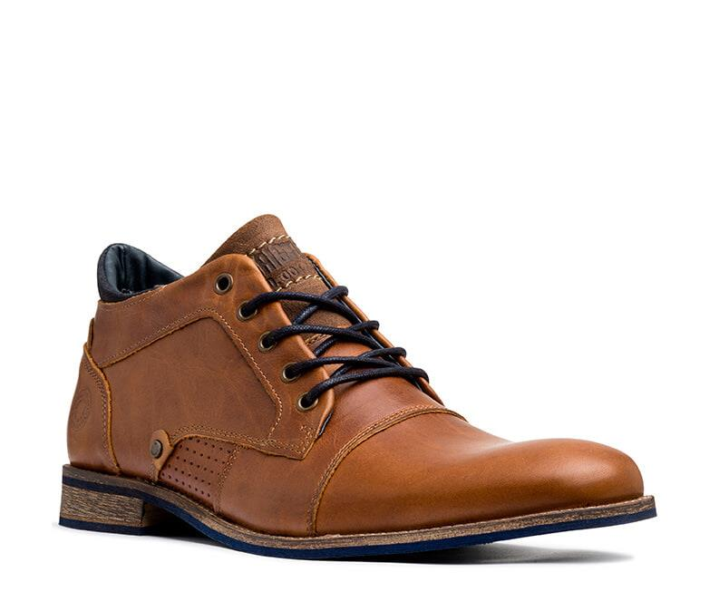 Shoes Unlimited Prince chukka boot Tan