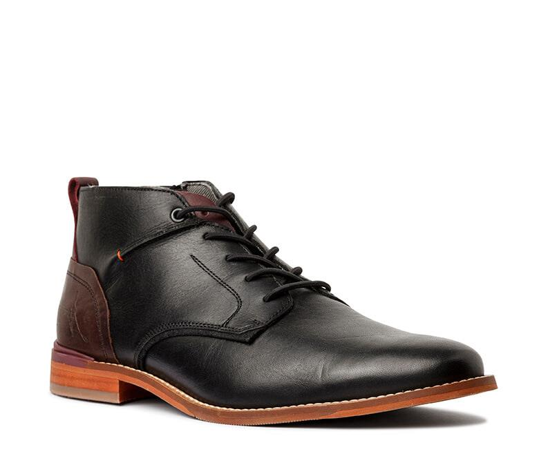 Shoes Unlimited Shelby dress boot Black