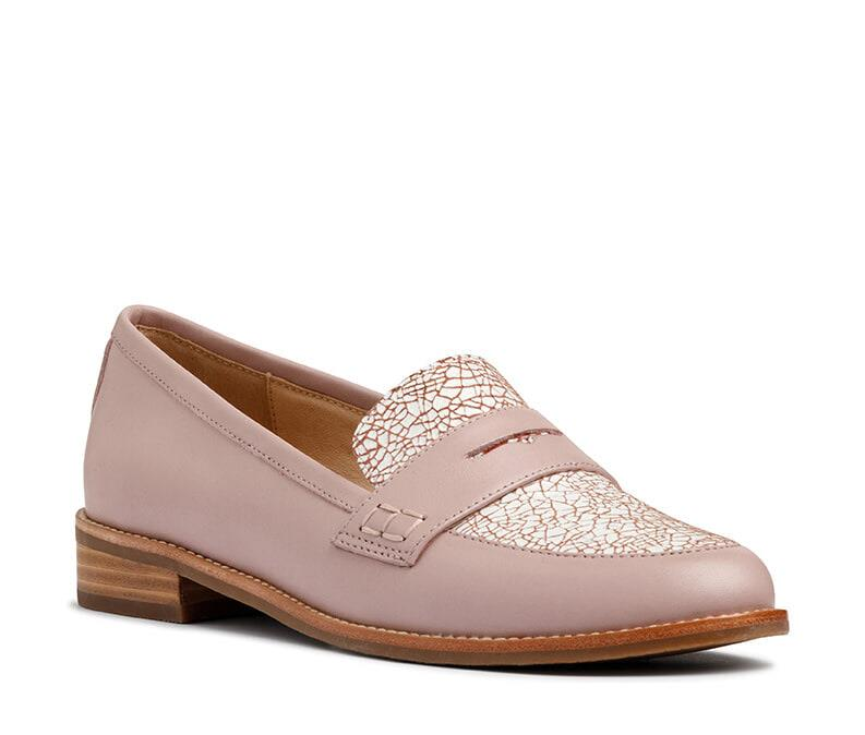 Ming Chen Tennesse loafer Pink