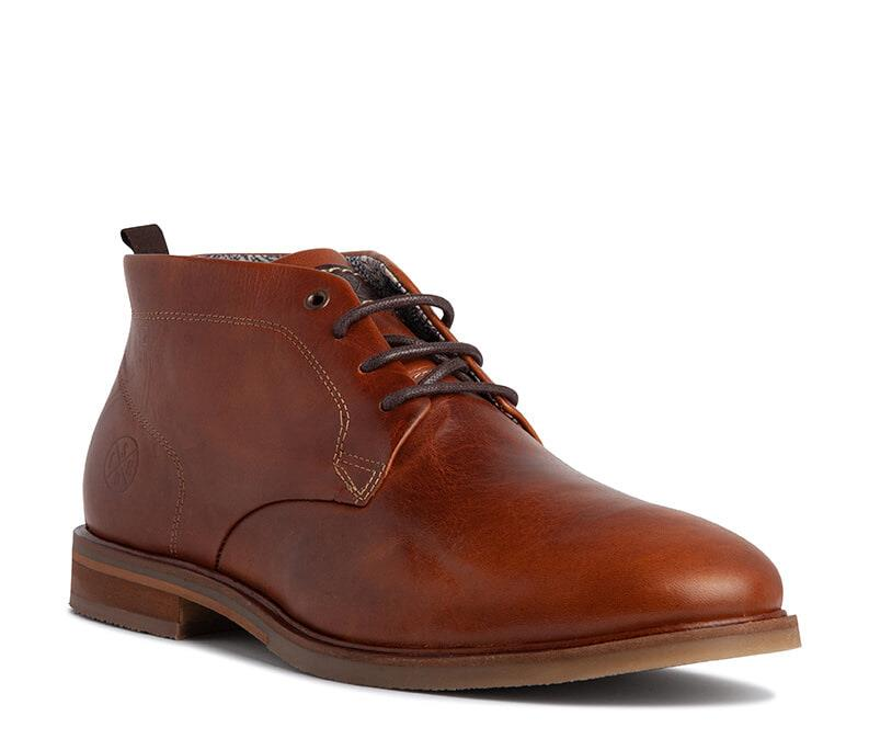 Shoes Unlimited Suto dress boot Tan