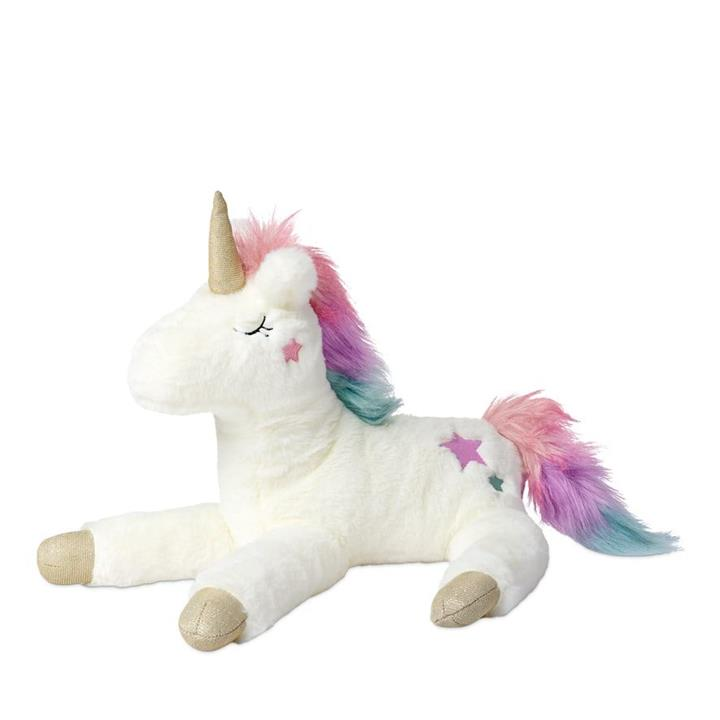 Adairs Kids Keepsake Toys Rainbow Unicorn