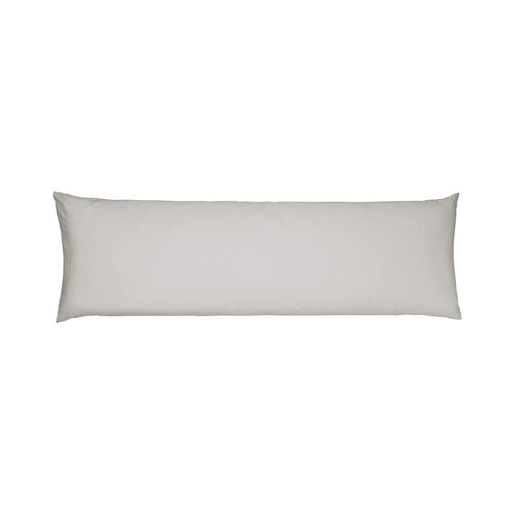 Fresh by Home Republic Fresh Body Pillowcase Body Pillowcase Cloud Grey Each - Cloudgrey By Adairs