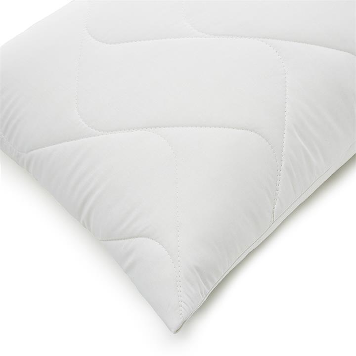 MiniJumbuk Sleep Cool Mattress Protector Pillow - White