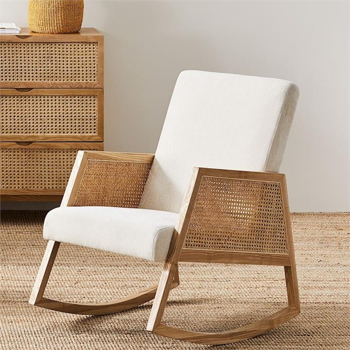 Adairs Baby Arden Rattan Natural