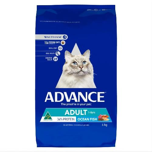 Image of Advance Cat Adult Fish 8kg