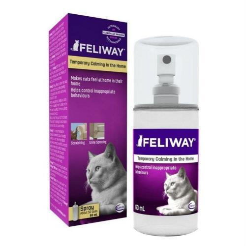 Image of Feliway Cat Spray 60ml