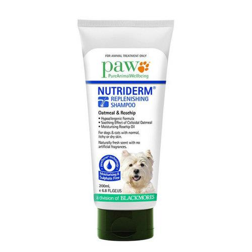 Image of Paw Nutriderm Shampoo 200ml