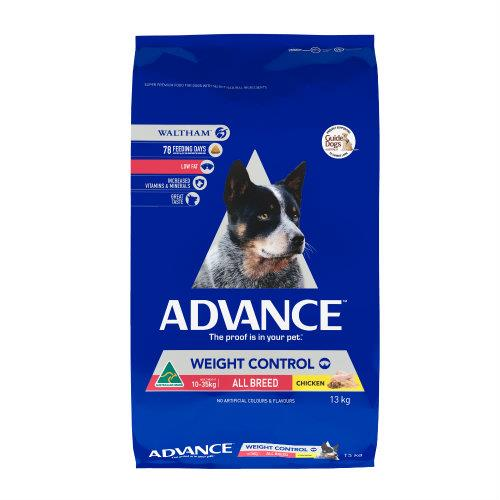 Image of Advance All Breed Weight Control 13kg