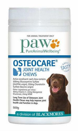 Image of Paw Osteocare Joint Chews 300g