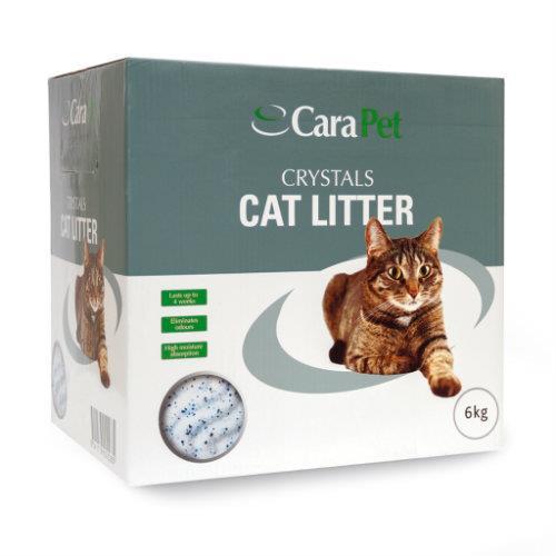 Cara Pet Cat Litter Crystals 6kg