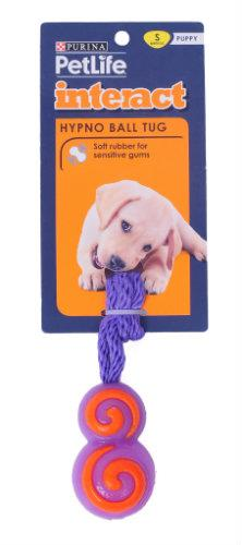 Purina Petlife Hypno Ball Tug Small