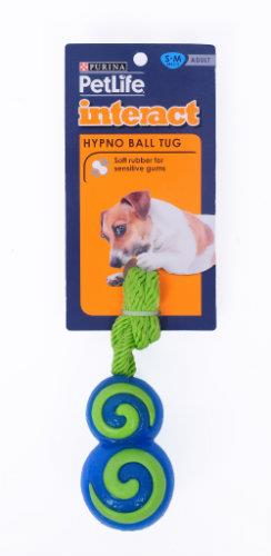 Purina Petlife Hypno Ball Tug Small / Medium