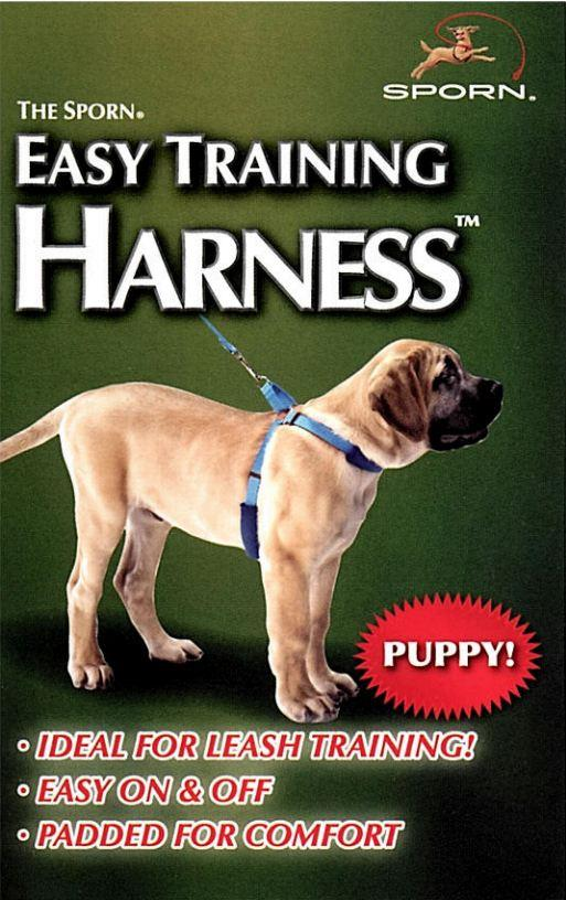 Image of Sporn Puppy Easy Training Harness Pink Extra Large
