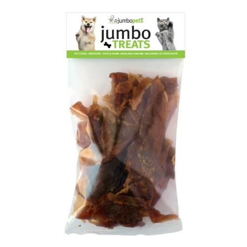 Jumbo Pets Jumbo Treats Chicken Breast (Australian Made) 250g