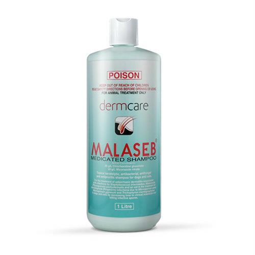 Dermcare Malaseb Shampoo 1L