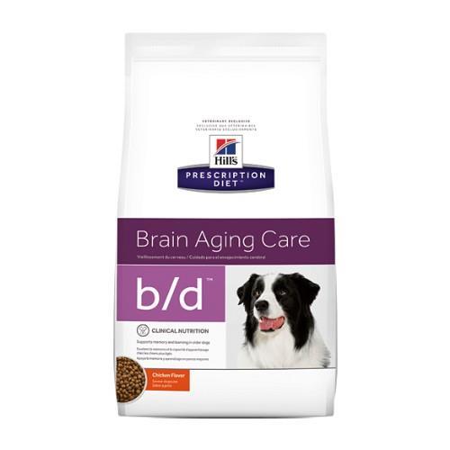 Hills Prescription Diet b/d Brain Ageing Care Dry Dog Food 7.98kg