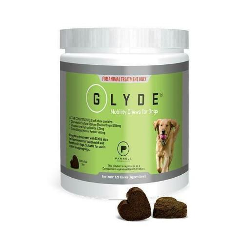 Glyde Mobility Chews 120 pack