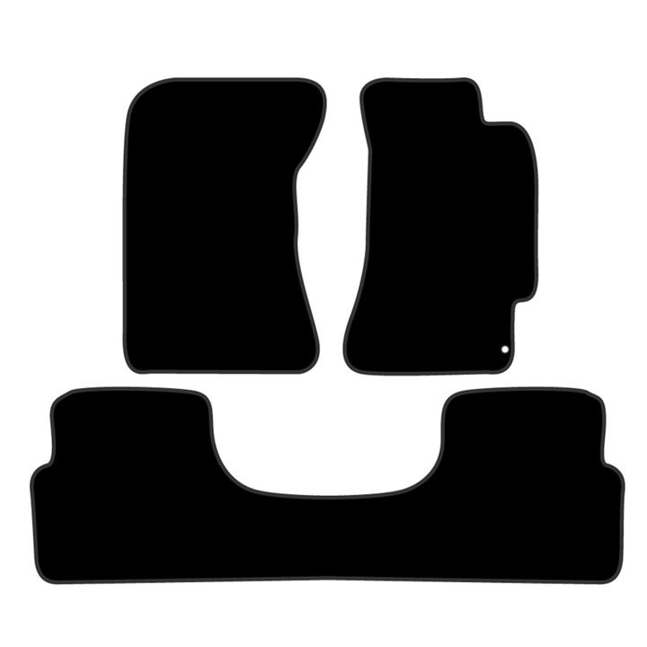 Image of Tailor Made Floor Mats Subaru WRX 10/2001-5/2007 Custom Fit Front and Rear