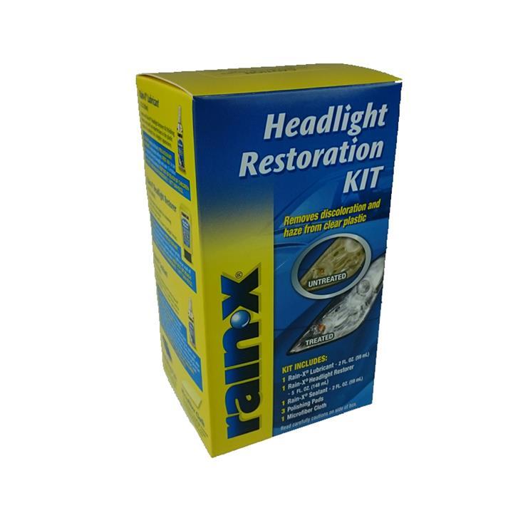 Image of Rain-X Headlight Restoration Kit 7RX1809