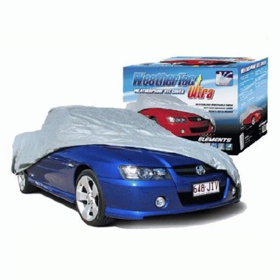 Image of Weathertec Ultra Weatherproof Car Cover Ute CC34