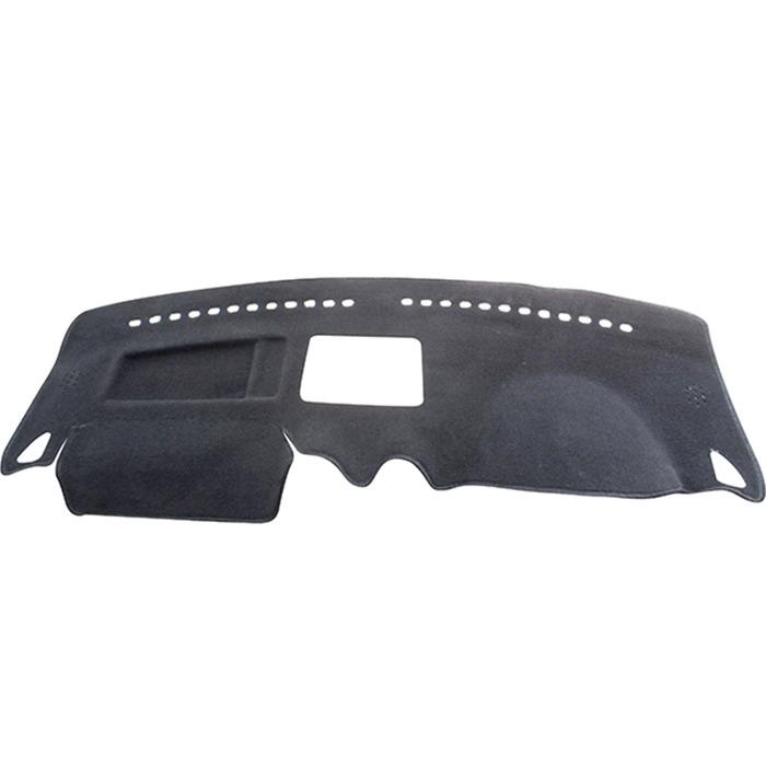 Image of Dashmat VW Caddy 1.6/1.9/Life 2/05-On All Models - Integrated Air Bag Flap W1906 Charcoal