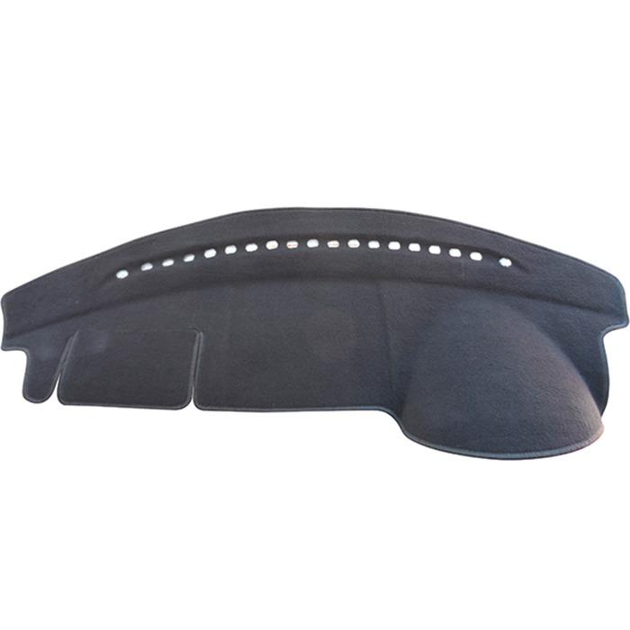 Image of Dashmat Suzuki Swift FZ 2/11-On All Models Integrated Air Bag Flap S3906 Charcoal