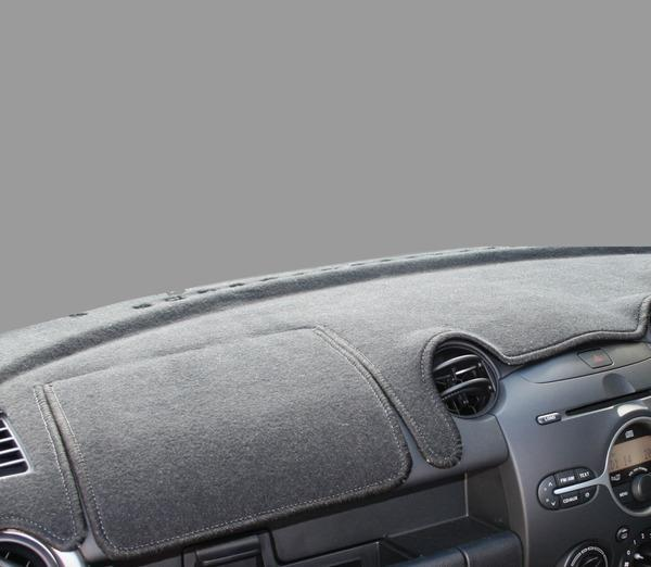 Image of Dashmat Ford Courier PG/PH 11/02 to 12/06 All Models without Passenger Airbag Z4306 Charcoal