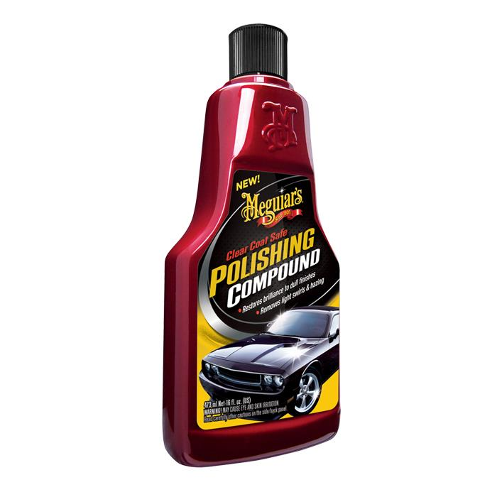 Image of Meguiars Classic Polishing Compound 473ml G18116