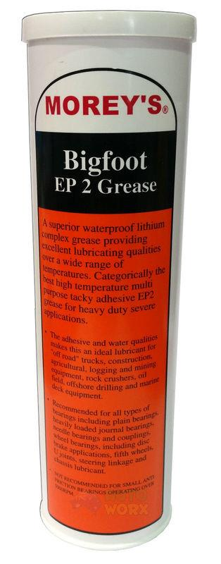 Image of Morey's 450gm Bigfoot EP2 Superior Lithium Complex Grease 43004-BF