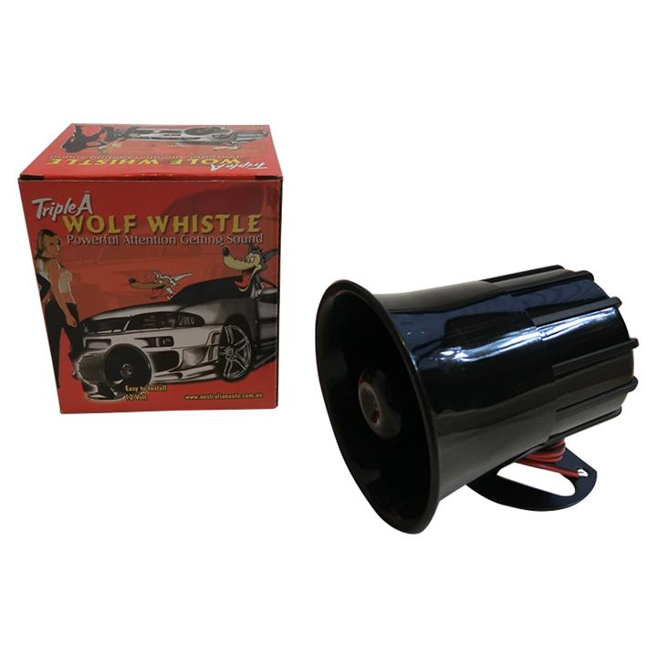 Image of AAA Car Musical 12V Horn Wolf Whistle AAA-1350