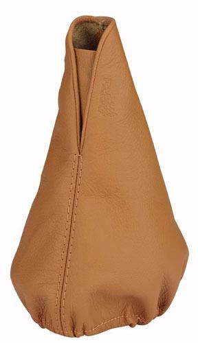 Image of Isotta Leather Gear Shift Boot Red