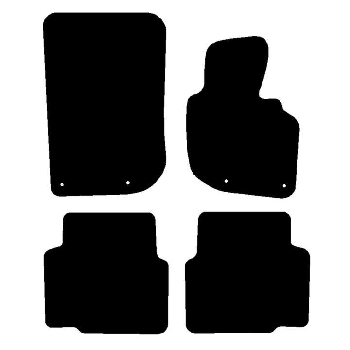 Image of Tailor Made Floor Mats BMW E36 Coupe 1991-1998 Custom Front & Rear