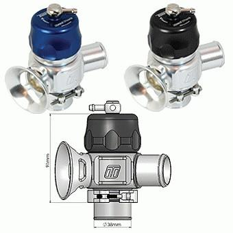 Image of Turbosmart Bov Dual Port Universal 32mm-38mm