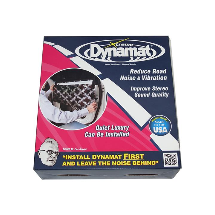 Image of Dynamat Dynamat Xtreme Car Door Kit Sound Dampening Dead Deadener Speaker Audio Pack 10435
