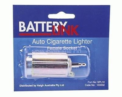Image of 12V Auxiliary Lighter Socket SPL10